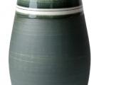 Chelsea Vase in Gray