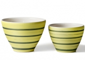 Chelsea Bowls in Yellow