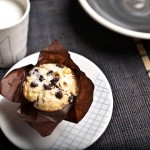 Cup of Milk & Breakfast Muffin