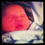 Newest Nephew...Baby Henry