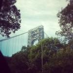 GW Bridge...On the way to EWR