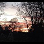 A (suburban) NY sunset