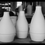 Trio of new bottle forms