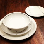 Dinnerware in Intersect